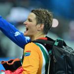Cricketing world reacts to Viljoen silver