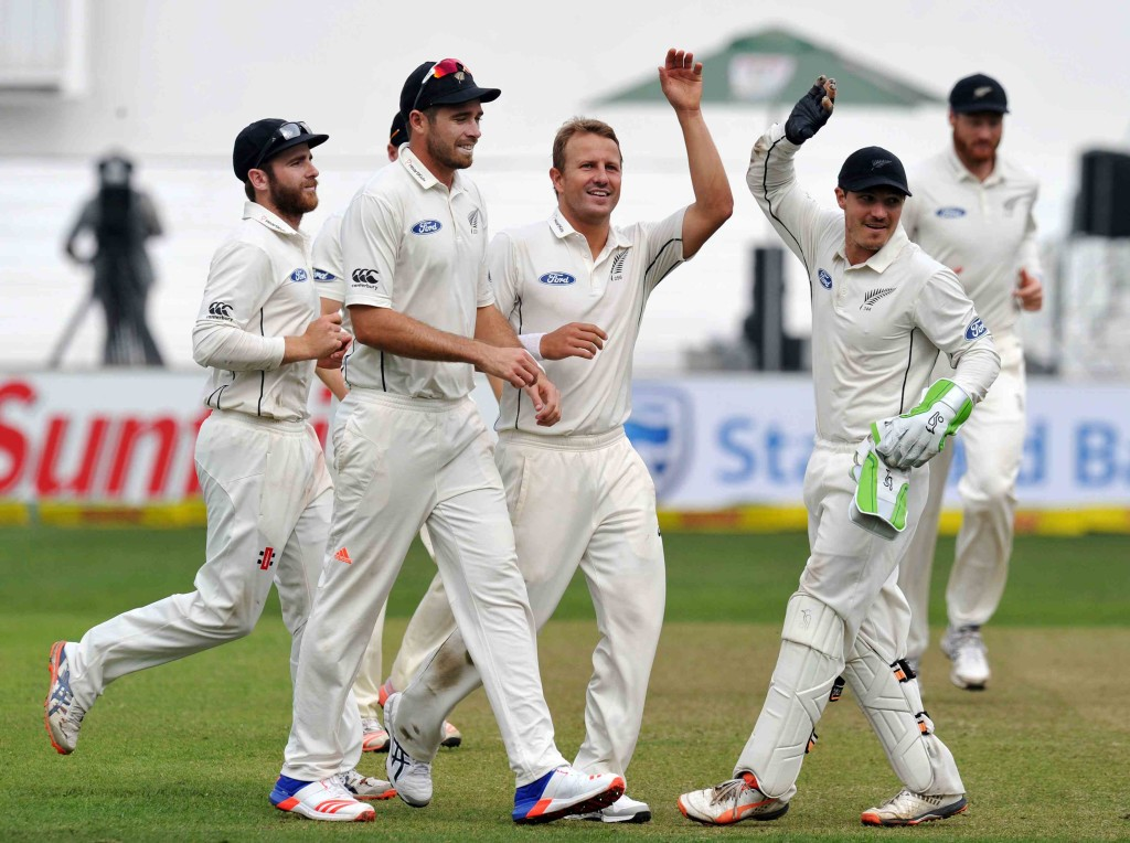 Proteas battle on day one