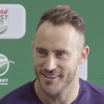 Faf relishes captaincy