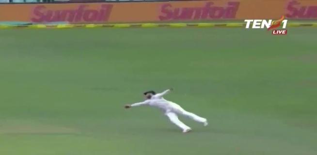 Williamson's catch