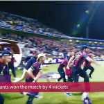 Northants Steelbacks win T20 blast