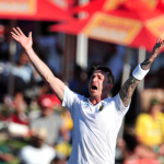 Steyn rips through New Zealand