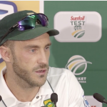 'Confidence is key' – Du Plessis