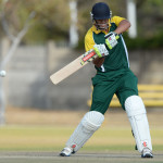 Smith stars on day one