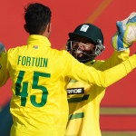Fortuin rips through Sri Lanka on day two