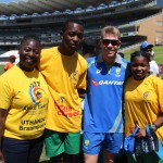 Australia introduce Afrika Tikkun youth to cricket
