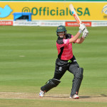 Smuts gets first Africa T20 Cup ton