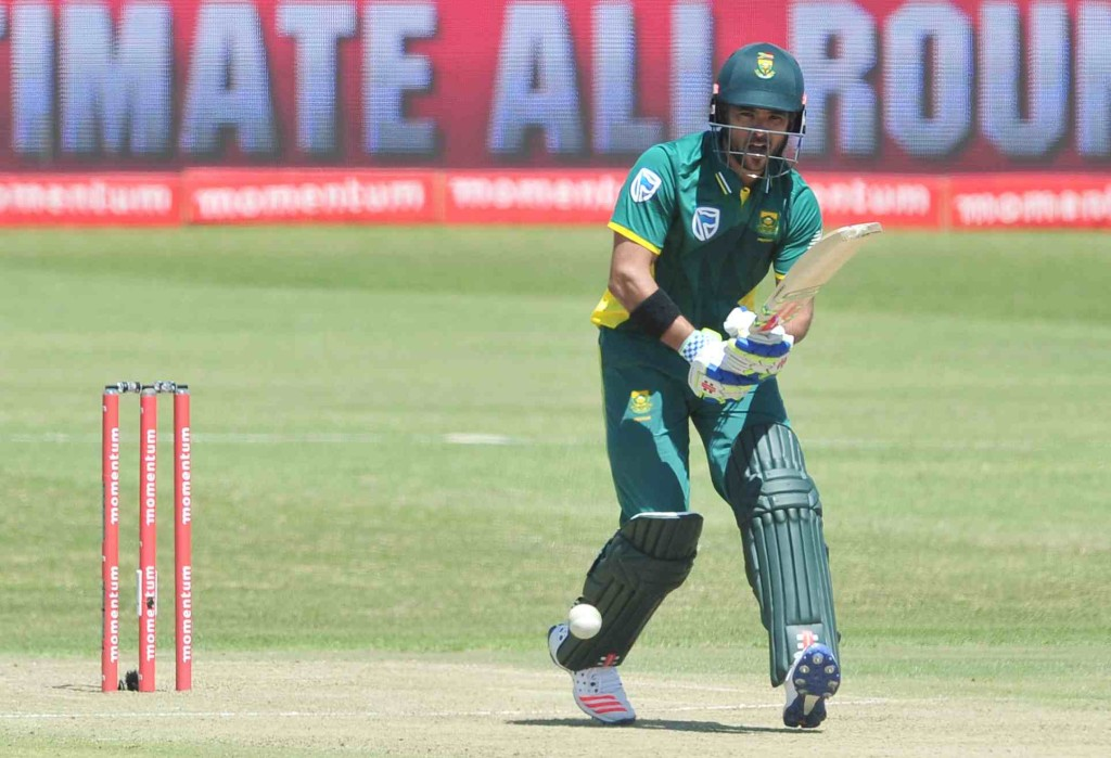 Duminy takes confidence through to Aus ODIs