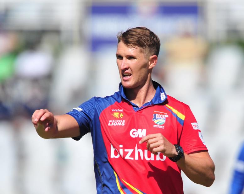 Pretorius up for the challenge