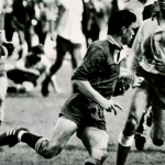 Rugby was my first love – Gibbs