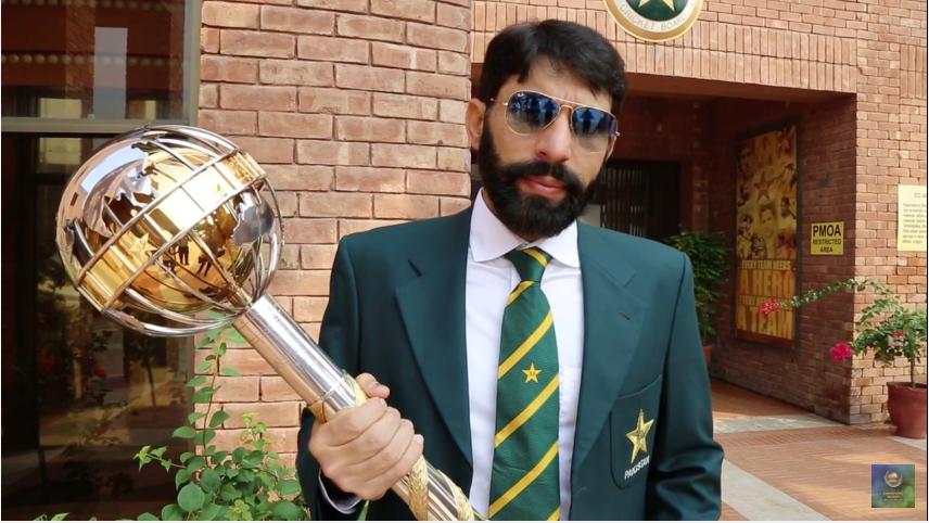Misbah-ul-Haq announces retirement