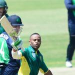 Bavuma century steers SA dominance