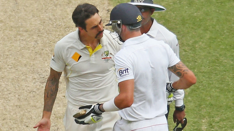 'The day I wanted to punch KP'