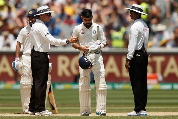 India consider DRS U-turn