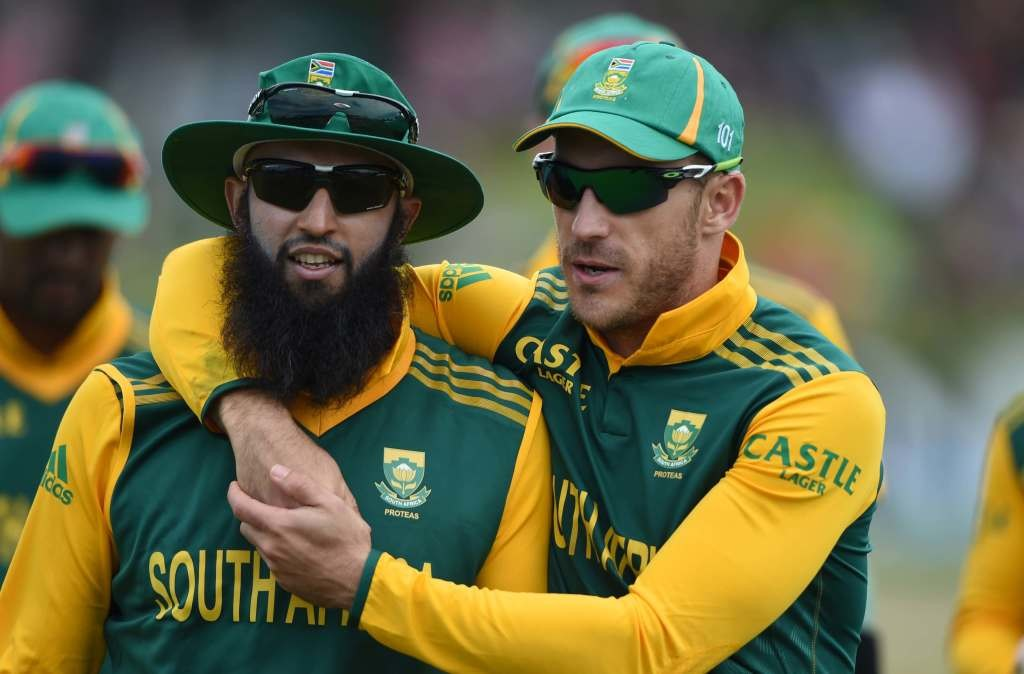 I would bring Amla back – Du Plessis