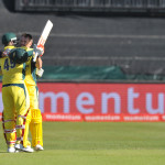 Warner, Smith lift Aus to 371-6