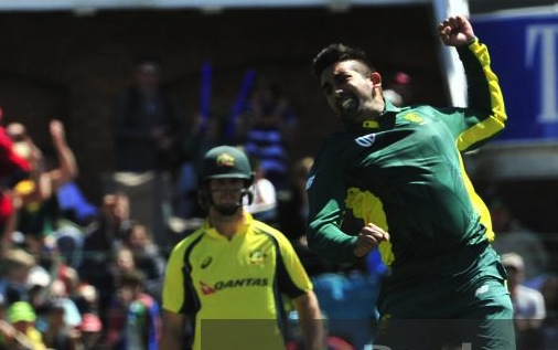 Shamsi, Wade fined for ODI row