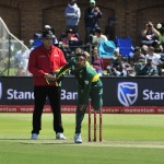 Shamsi in as SA bowl