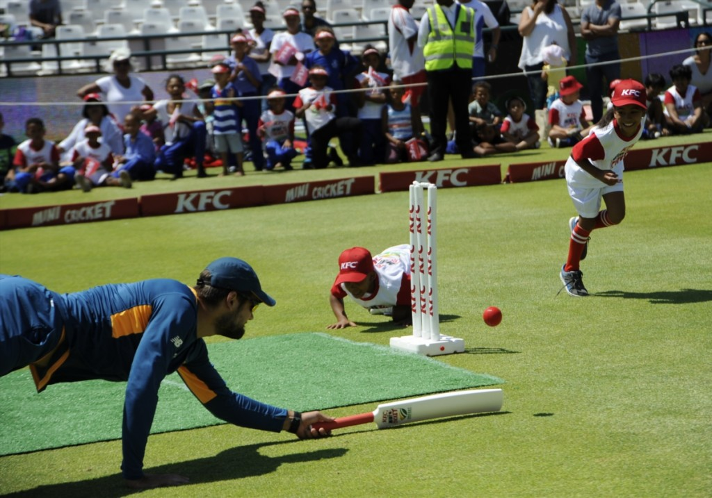 KFC Mini-Cricket Kids to take on Proteas
