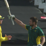 Rossouw's match-winning century
