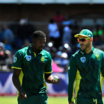 Proteas report card