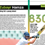 Future Star: Zubayr Hamza