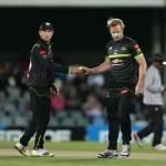 Harmer, Smuts to lead Warriors