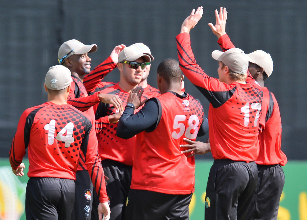 Africa T20 Cup: Day 1 afternoon update