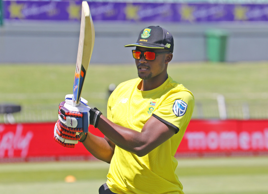 Proteas bowl first in Durban