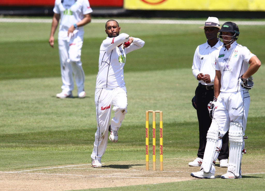 Spinners star on day one