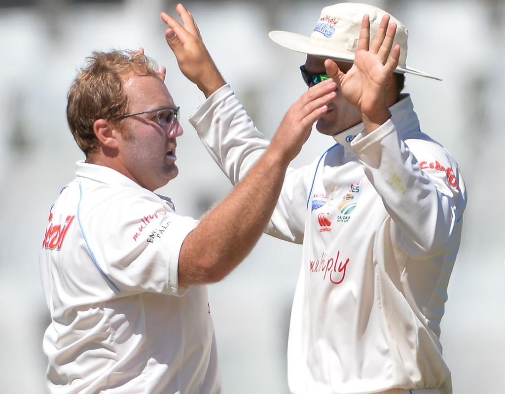 Von Berg's 10-wicket haul