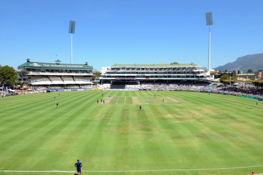 Battle of the youth at Newlands
