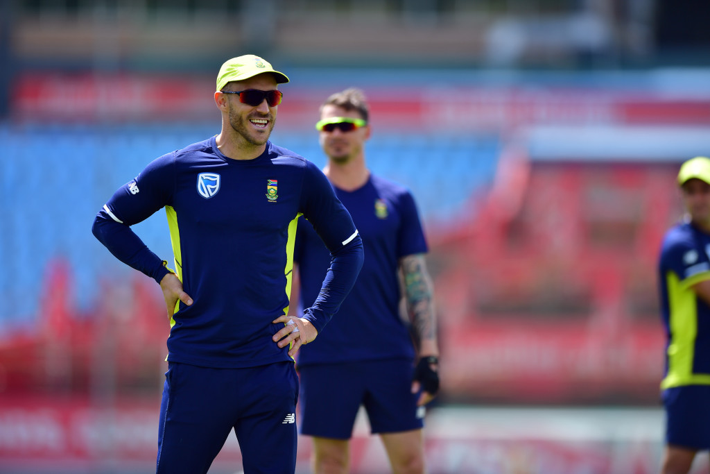 Unchanged Proteas bat first