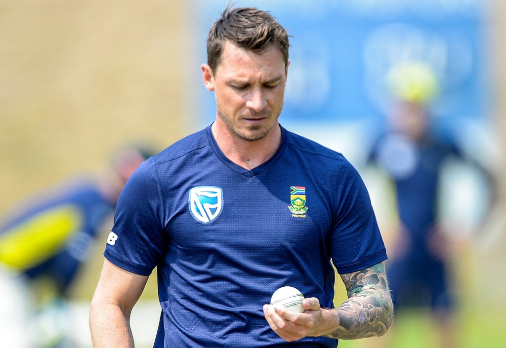 Steyn in his comfort zone