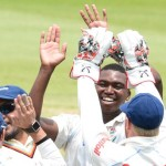 Ngidi five-for destroys Dolphins