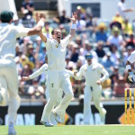 Siddle out through Injury