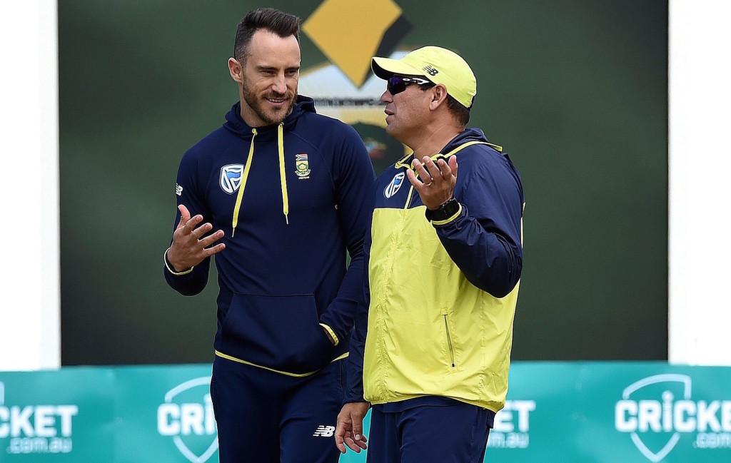Australia hurting after defeat – Faf