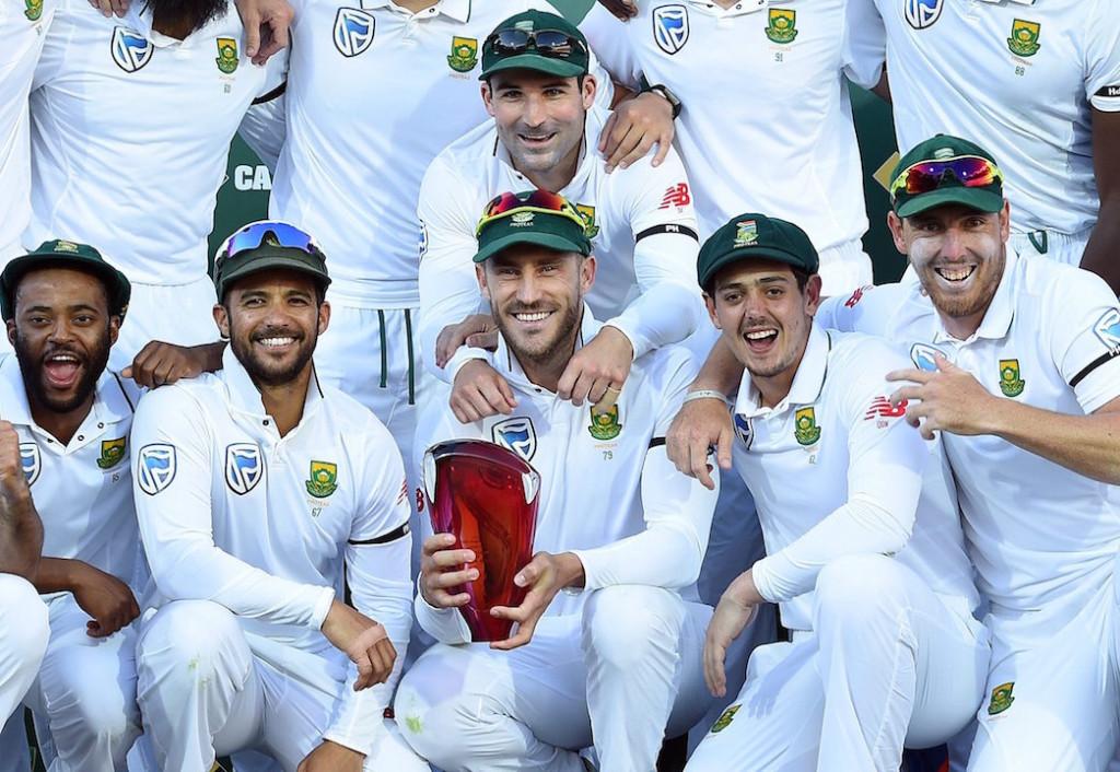 Mission successful – Du Plessis
