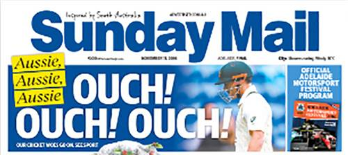 How the papers reacted