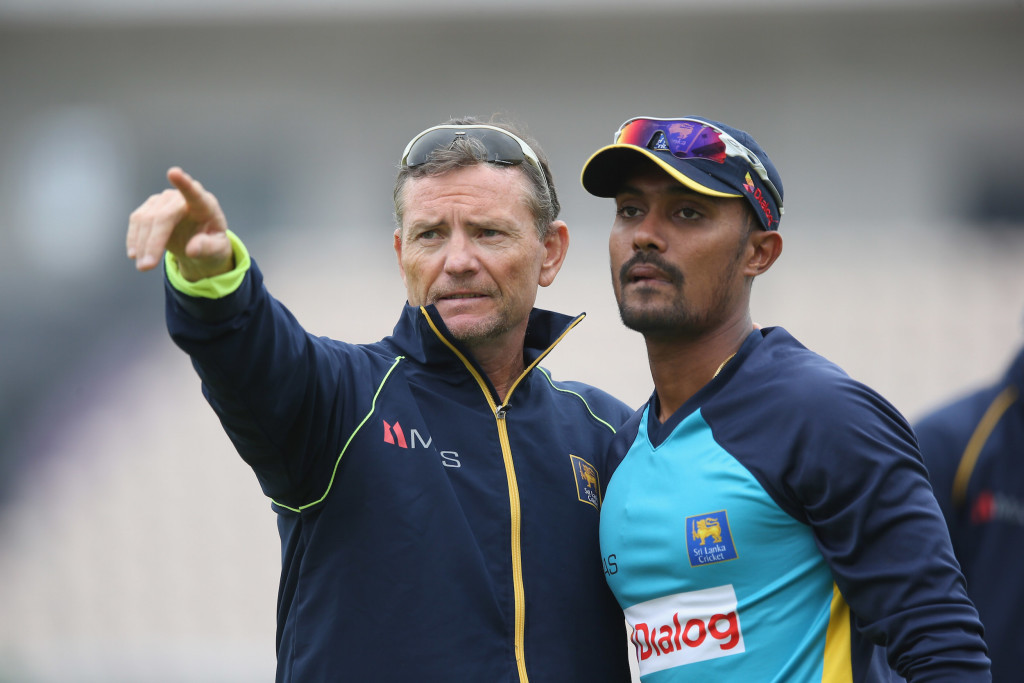 Sri Lanka aware of SA threat