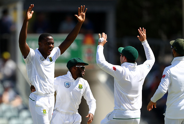 Proteas strike twice in one over