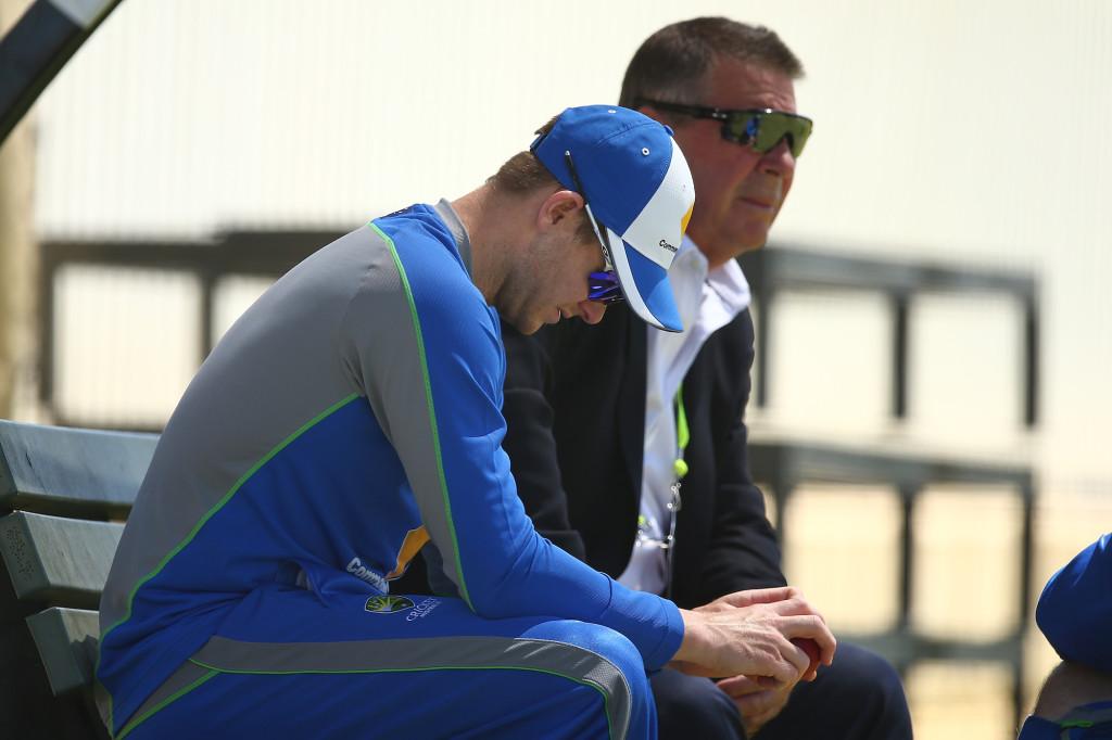 Marsh resigns after Aussie battering