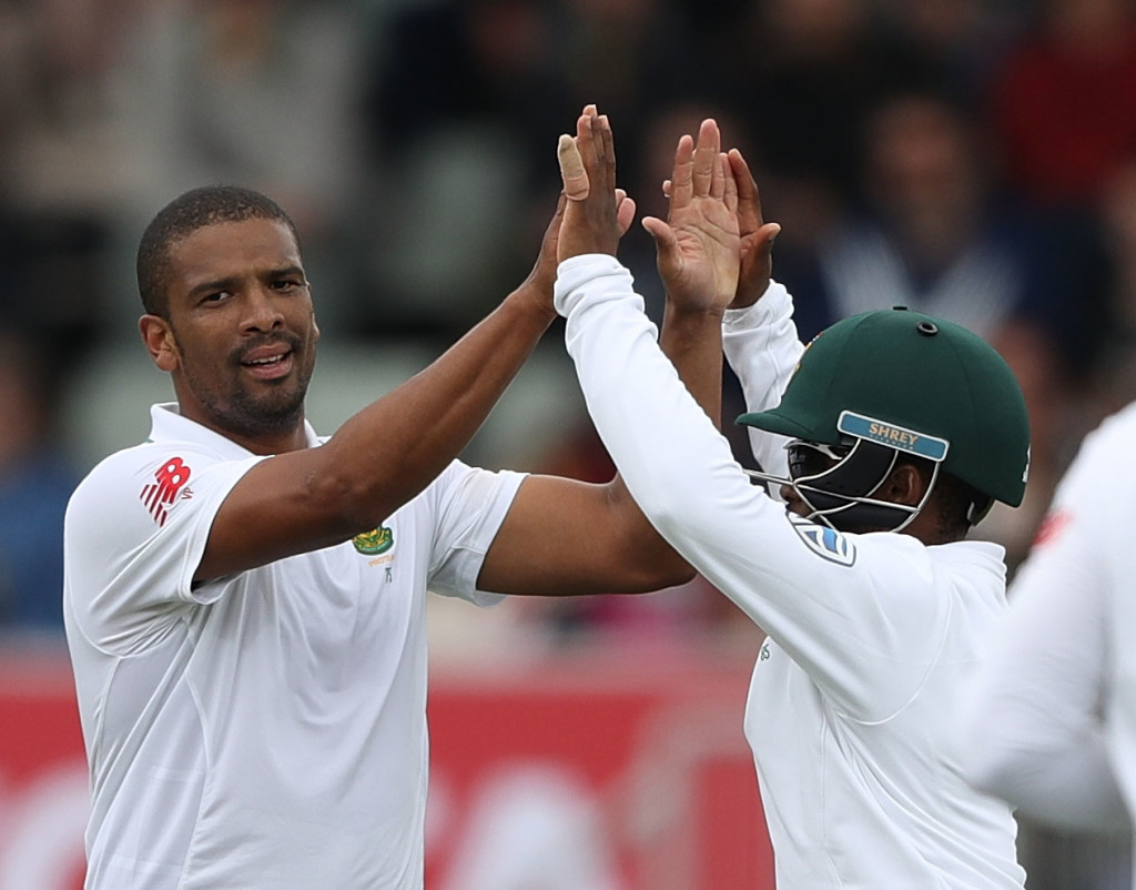 Man of the Series Philander