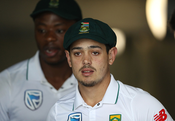 De Kock to appeal charge