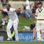 Philander wary about pink ball