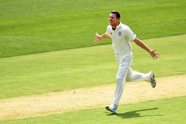 Hazlewood finds 'right direction'