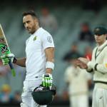 Faf du Plessis' brilliant Test career: The stats