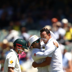 Australia recover after Abbott double
