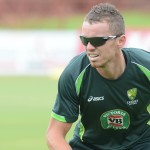 Siddle is Aussies' third seamer
