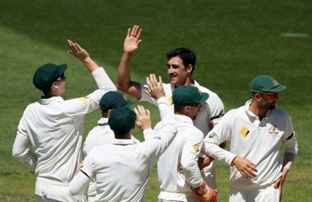 Aussies wrap up third Test